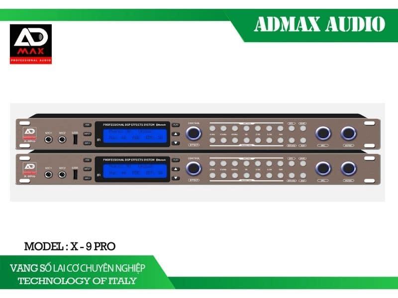Vang số ADMAX X- 9PRO