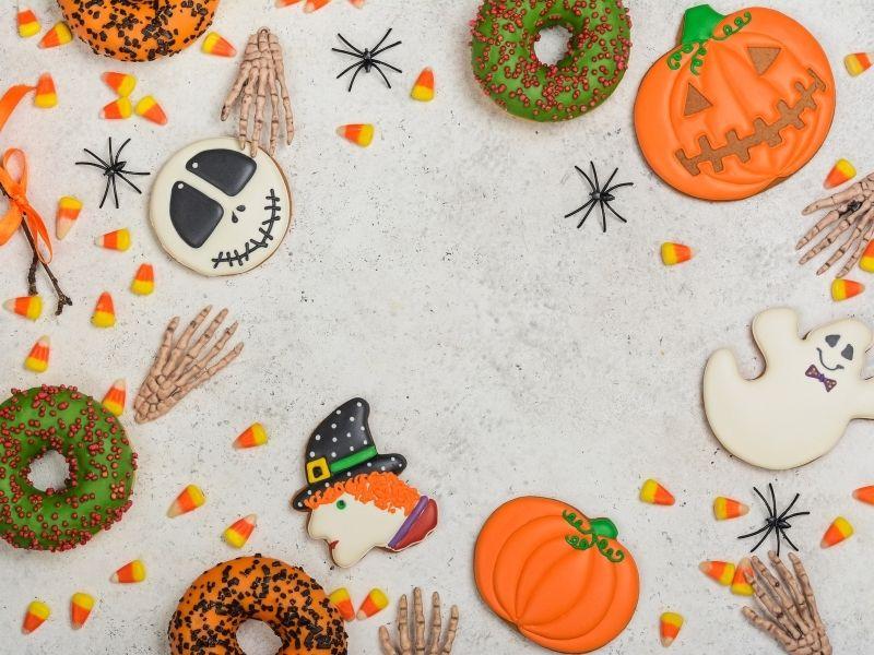 Ý tưởng tổ chức halloween độc đáo