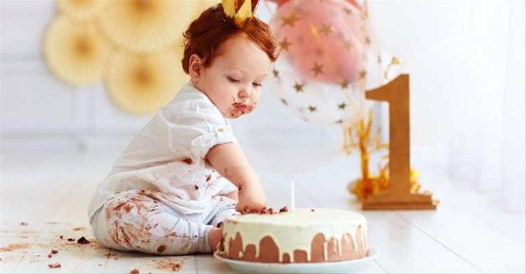 Cách trang trí tiệc sinh nhật cho bé