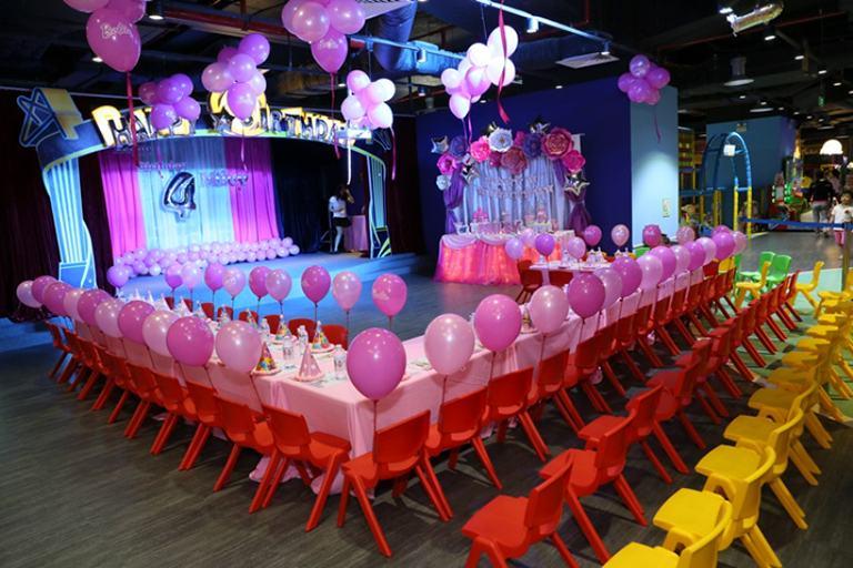 Các địa điểm tổ chức sinh nhật cho bé được yêu thích nhất hiện nay