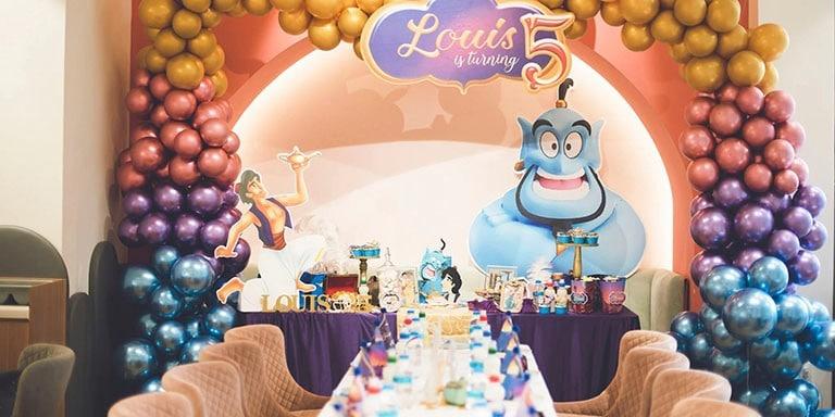 Cần lưu ý gì khi chọn lựa địa điểm tổ chức tiệc sinh nhật cho bé?