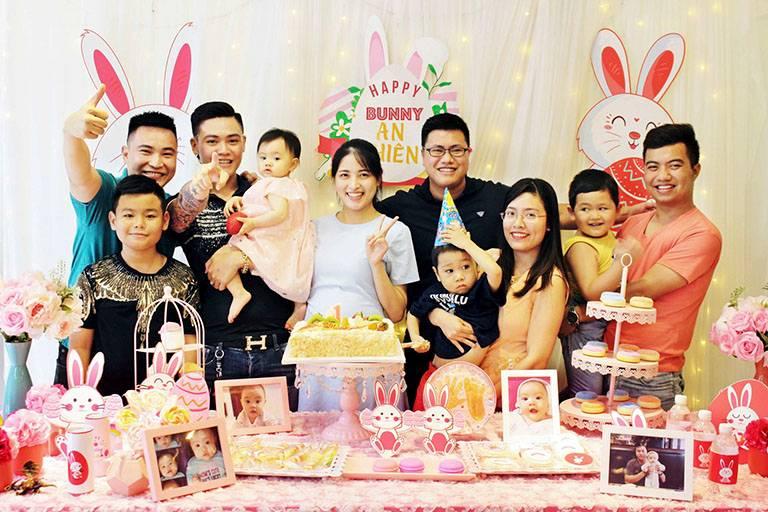 Các dịch vụ tổ chức sinh nhật cho bé được yêu thích hiện nay