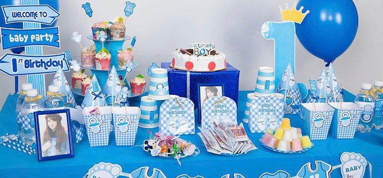 Vì sao nên chọn dịch vụ tổ chức sinh nhật cho bé tại Firstsound?