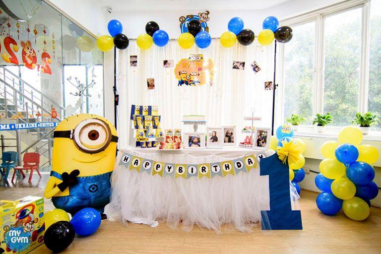 Nên thuê ngoài hay tự tổ chức sinh nhật cho bé?