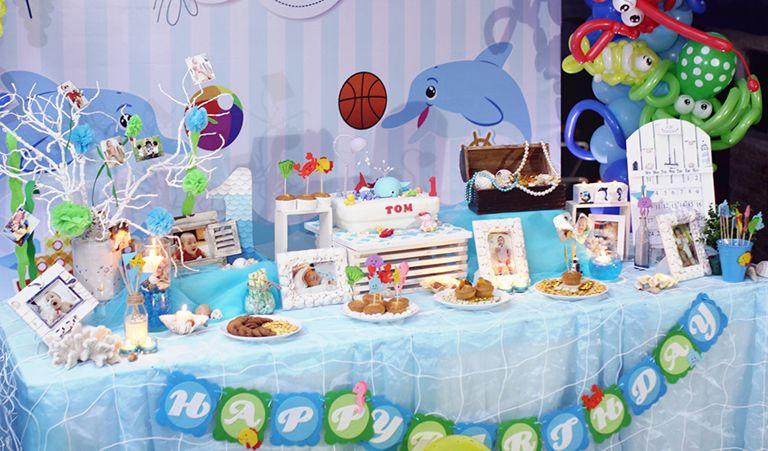 Chọn dáng bàn sinh nhật phù hợp nhu cầu