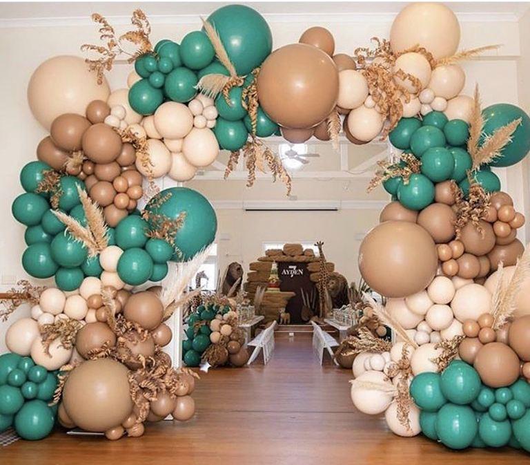 Ứng dụng bong bóng vào trang trí tiệc sinh nhật