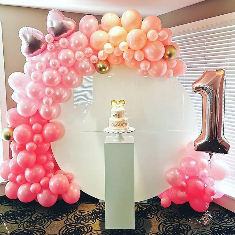 Vì sao nên dùng bong bóng trang trí cho tiệc sinh nhật?