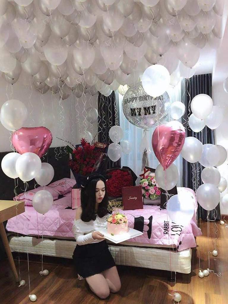 Cần chuẩn bị gì để tạo nên một căn phòng sinh nhật đẹp?