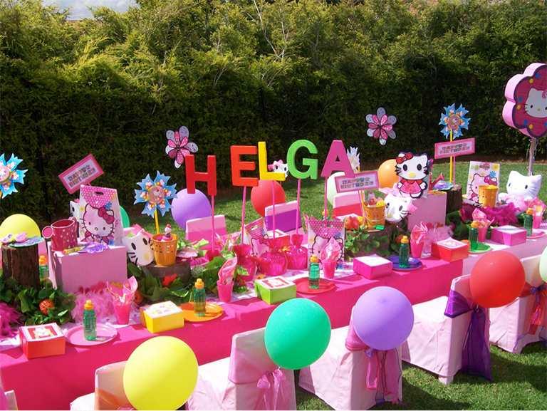 Các bước trang trí phòng sinh nhật đẹp như mong muốn