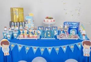 Trang trí tiệc sinh nhật cho bé tại nhà