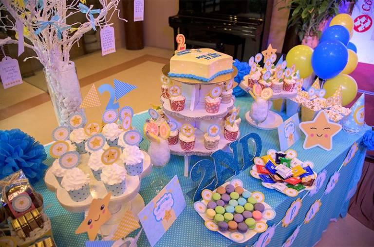Trang trí tiệc sinh nhật tại nhà
