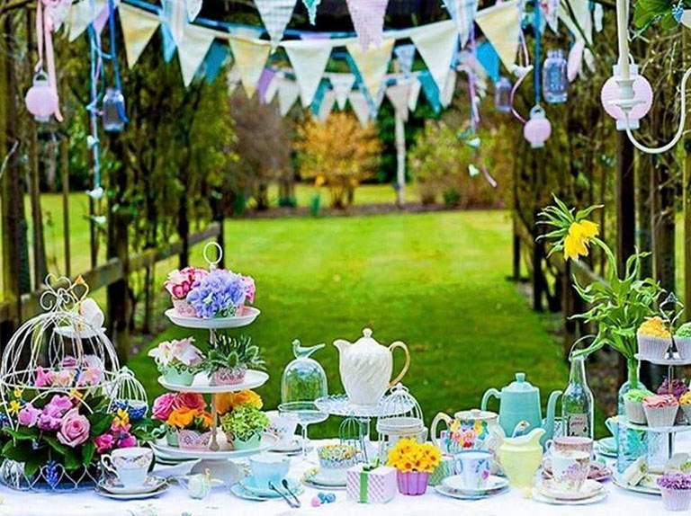 Dịch vụ trang trí tổ chức tiệc sinh nhật ngoài trời đem đến điều gì khác biệt?