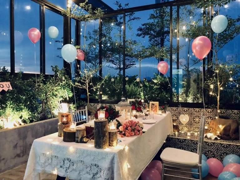 Vì sao nên chọn làm tiệc sinh nhật ngoài trời?