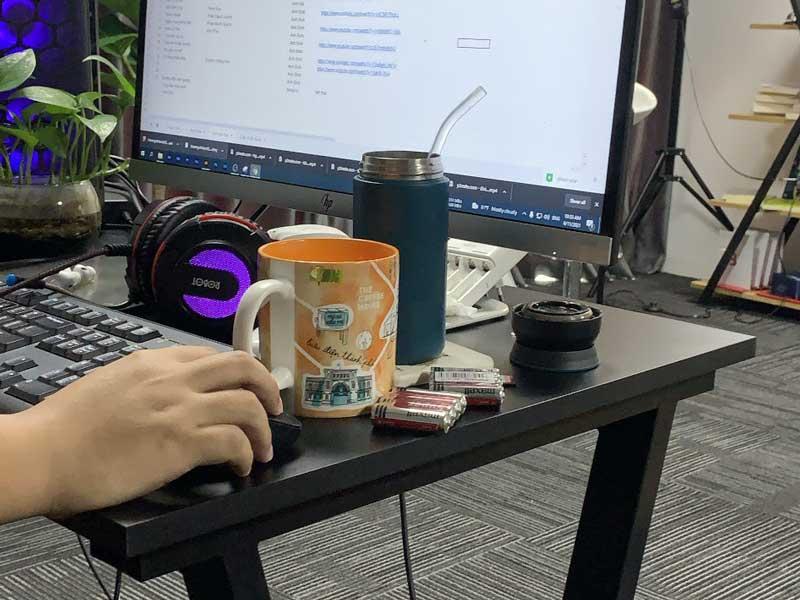Cho thuê thiết bị livestream của Firstsound-2